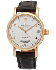 Chronoswiss Sirius 18K Rose Gold Day Date Automatic Men's Watch - CH1921R