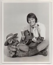 GLEN CAMPBELL Country Singer Songwriter Guitarist 1976 VINTAGE ORIG PHOTO