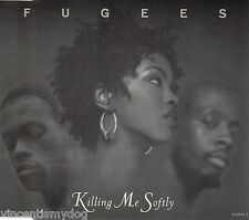 FUGEES - KILLING ME SOFTLY (4 track CD single)