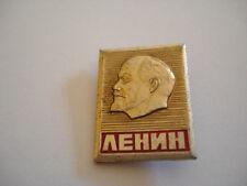 INSIGNE RUSSE RUSSIE LENINE POLITIQUE