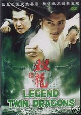 Legend of the Twin Dragon  - NEW DVD