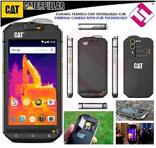 SMARTPHONE CAT S60 4G THERMAL IMAGING RUGGED DUAL SIM 4,7 13MPX IP68 32GB 3GB