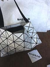 NWT BAO BAO ISSEY MIYAKE PYRAMID MATTE Crossbody Bag 100% Auth Guaranteed