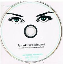 Anouk ‎– R U Kiddin' Me  CD Single Promo 1999