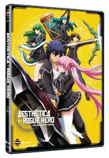Aesthetica Of A Rogue Hero . The Complete Series . Anime . 2 DVD . NEU . OVP