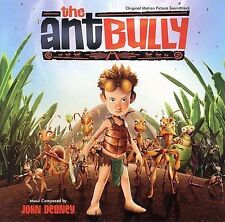 The Ant Bully [Original Motion Picture Soundtrack] by John Debney CD Mint #BX19
