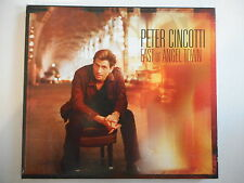 PETER CINCOTTI : EAST OF ANGEL TOWN [ CD ALBUM ] --  PORT GRATUIT