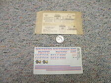 Herald King decals HO L-571 L-601 Cooton Belt + Southern Pacific bicentenn  N90