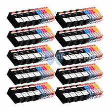 100+ PACK 920XL NEW GENERIC 920 HIGH YIELD 920XL w/Chip+INK LEVEL for HP Printer