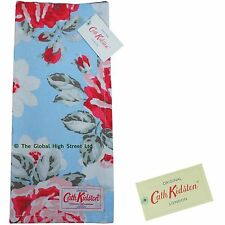 Cath Kidston Cotton Tea Towel New Rose Bloom 45cm x 60cm *100% authentic* *BNWT*