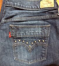 SUPER HOT Levis 515 Boot Cut Jeans 12 S/C L28.5 Cowgirl Western EUC! SUPER SEXY!