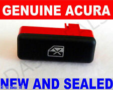 04-08 NEW GENUINE Acura TL Master Window Switch child lock out knob M button OEM
