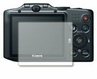 2 Pack Screen Protectors Cover Guard Film For Canon PowerShot SX160 IS