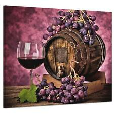 Unframed Grape Wine HD Canvas Print Canvas Picture Wall Art Painting Poster