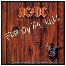AC/DC - Aufnäher Patch - Fly on the wall 10x10cm
