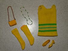 Barbie:  Francie VINTAGE Complete TWIGGY DOS Outfit!