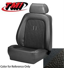 1969 69 Mustang Front Seat Bench Upholstery Only Black TMI In Stock Free Ship