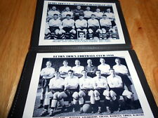 LUTON TOWN FOOTBALL CLUB Photo Album (1950's)