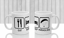 Paragliding mug. Great gift for paraglider pilot.