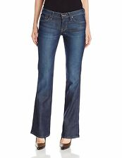 NEW Lucky Brand Plus Size 24 3X Gingerboot Bootcut Boot Jeans Pants Dark Wash