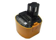 9.6V Battery for National EZ6780 EZ6780X EZT184C15K EY9086 Premium Cell UK NEW