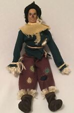 Vintage 1975 Mattel Wizard of Oz Scarecrow Doll Ray Bolger