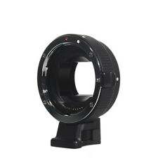 Commlite Auto Focus Adapter f Canon EOS EF mount lens to Sony NEX A7 A7R 5T A7S