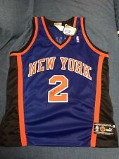 Puma Larry Johnson Authentic Jersey 44 New York Knicks Ewing Sprewell Houston
