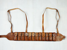 German Mauser C96 Leather Magazine Case Holder Ammunition Belts & Bandoliers