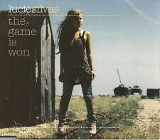 LUCIE SILVAS The Game is won w/ Longer We're Apart LIVE 2TRX CD single SEALED