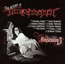Possessed 13 by The Crown (2 CD, 2003, 2 Discs, Metal Blade) death metal