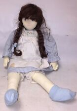 DOROTHY - Dolls By Pauline - Pauline Bjonness Jacobsen - Cloth-bodied Doll