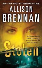 Stolen (Lucy Kincaid Novels) Brennan, Allison Mass Market Paperback