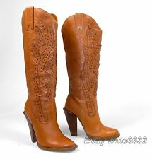 Jessica Simpson Abilene Cowboy Cowgirl Boots - Wmn's 5.5B Excellent Alan Western