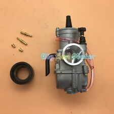 OKO 32 32mm GY6 125cc Carburetor PWK Power Jet Racing Scooter Dirt Pit Bike Carb
