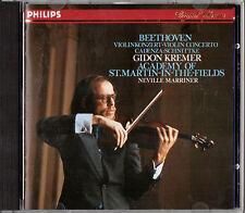 BEETHOVEN violinkonzert d-dur MARRINER CD PHILIPS DIGITAL CLASSICS KREMER