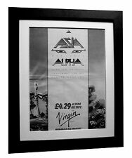 ASIA+Alpha+POSTER+AD+RARE+ORIGINAL 1983+TOP QUALITY FRAMED+EXPRESS GLOBAL SHIP
