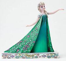 Disney Traditionen Feier von Feder Elsa Frozen Fever Figur 20cm 4050881