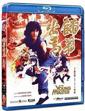 "Jackie Chan ""The Young Master"" Yuen Biao HK 1980 Martial Arts Region A Blu-Ray"