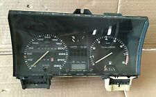 VW GOLF JETTA MK2 GTI 16V 8000 RPM MFA INSTRUMENT CLUSTER SPEEDO CLOCKS TACHO 20