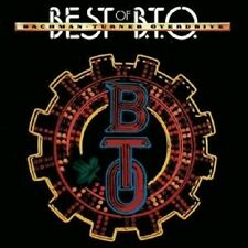 "BACHMAN TURNER OVERDRIVE ""BEST OF B.T.O"" CD NEU"