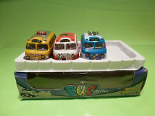 BUS SERIE  TAXI - SCHOOL -0228  - RARE SELTEN - GOOD CONDITION   IN ORGINAL  BOX