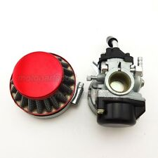 Racing Carb Filter Carburetor Jets Assy 50-80cc 2 Stroke Motorized Bicycle Bike