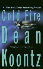 Cold Fire by Dean Koontz (2016, CD, Unabridged)