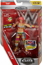 WWE NXT ASUKA ELITE 47 COLLECTION  WRESTLING ACTION FIGURE TOY