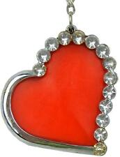 Diamond Heart Air Freshener Hanging Strawberry Scent Fresheners Car Home Office