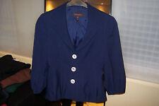 Edler Luxus Escada Blazer jacket Jacke Gr. 34 XS wie NEU NP 549 Euro