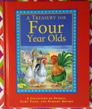 A Treasury for Four Year Olds, VGC Hardcover