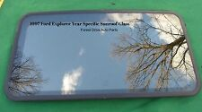 1997 FORD EXPLORER YEAR SPECIFIC OEM SUNROOF GLASS  NO ACCIDENT FREE SHIPPING