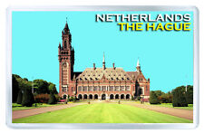 THE HAGUE NETHERLANDS MOD2 FRIDGE MAGNET SOUVENIR IMAN NEVERA